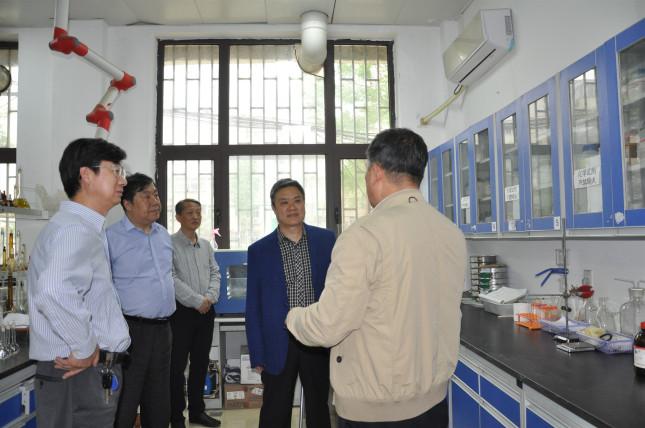 省纪委驻河南省科技厅纪检组督导安全生产责任落实情况